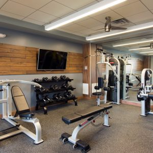 community gym in apartment in wilmington de