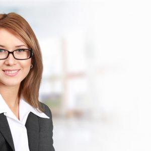 businesswoman at apartment in wilmington de