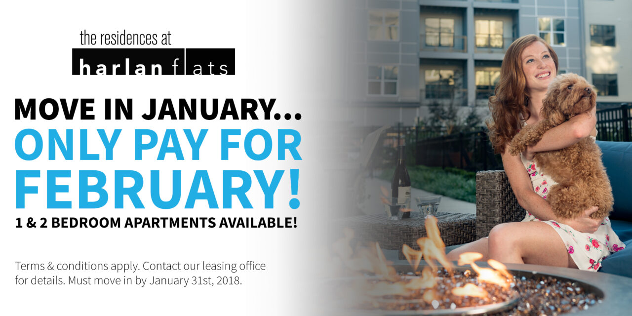 January Leasing Special