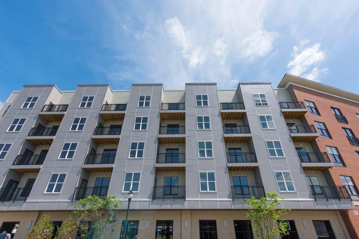 exterior photo of apartment in wilmington de