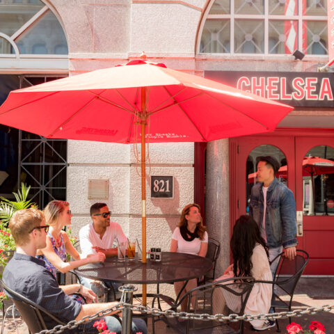 Head to Chelsea Tavern during Made on Market and check out their specials for the week of June 22nd - 30th!